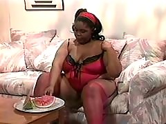Ebony girl sex